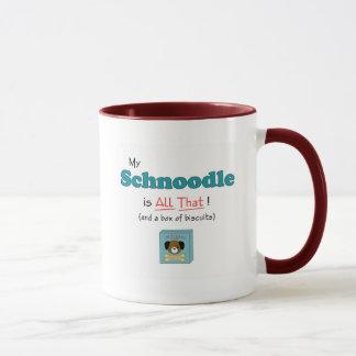 Mug Mon Schnoodle est tout cela !