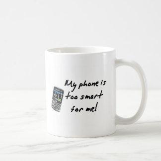 Mug Mon téléphone