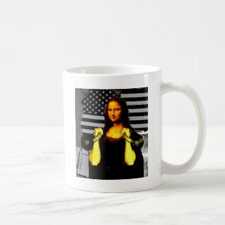 Mug Mona Lisa avec KettleBells