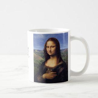 Mug Mona Lisa de Bohol