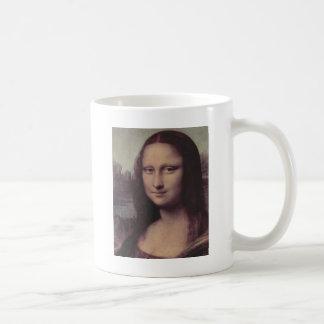 Mug Mona Lisa font face