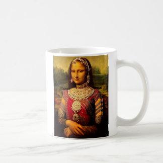 Mug Monalisa royal indien