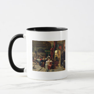 Mug Monsieur Anthony van Dyck à Londres, 1837