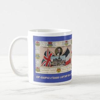 Mug Monsieur George Etienne Cartier