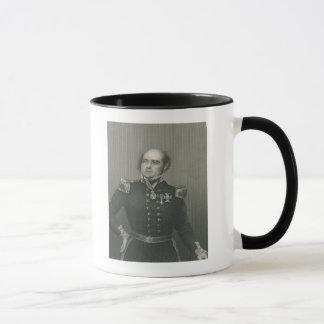 Mug Monsieur John Franklin
