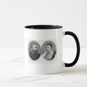 mugs madame et monsieur. Black Bedroom Furniture Sets. Home Design Ideas