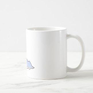 Mug monstre bleu sluggy idiot