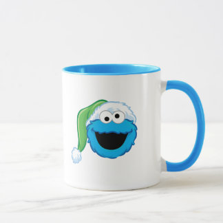 Mug Monstre de biscuit de vacances