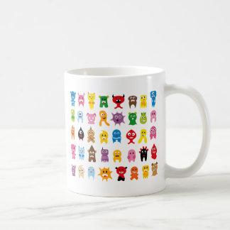Mug Monstres superbes tous