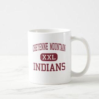 Mug Montagne de Cheyenne - Indiens - Colorado Springs