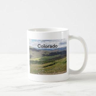 Mug montagnes rocheuses dans le Colorado
