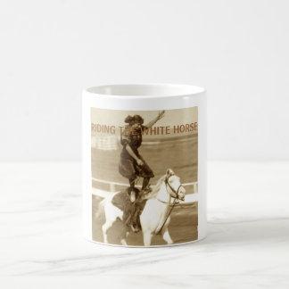 Mug Monte du cheval blanc