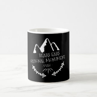 Mug Monument national d'oreilles d'ours