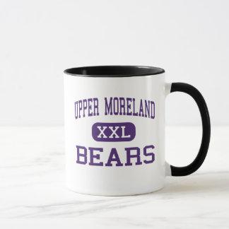 Mug Moreland supérieur - ours - haut - verger de saule
