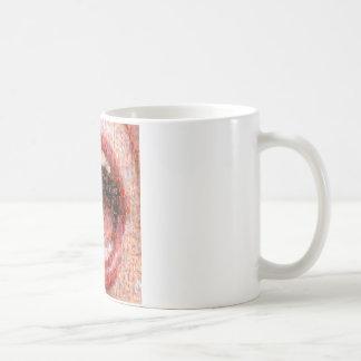 "Mug Mosaique ""fou rire"""