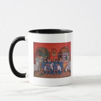 Mug Moscou Cafe, 1916