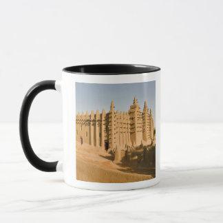 Mug Mosquée chez Djenne, un exemple classique de