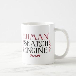 Mug Moteur de recherche humain