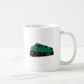 Mug Moteur de train