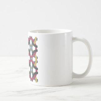 Mug motif d'anneau