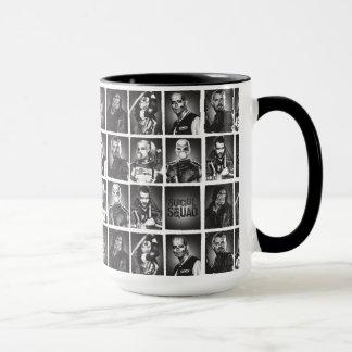 Mug Motif d'annuaire du peloton | de suicide