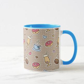 Mug Motif de café