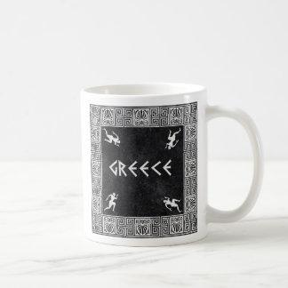Mug Motif de carré de Grec