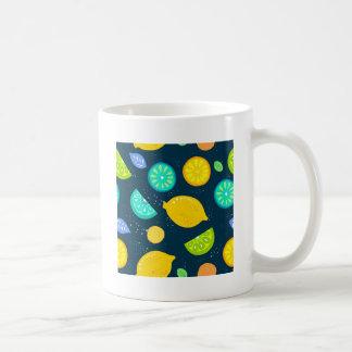 Mug Motif de citron