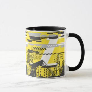 Mug Motif d'impression de ville