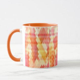 Mug Motif géométrique 1