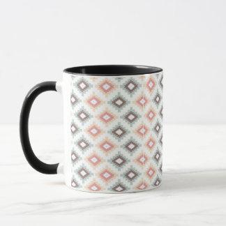 Mug Motif géométrique dans le style aztèque