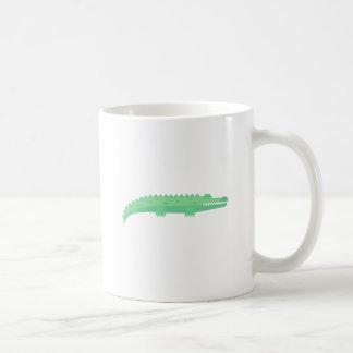 Mug Motif sans couture de crocodiles drôles