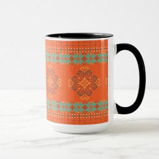 Mug Motif tricoté par Noël