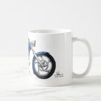 Mug Motocyclette