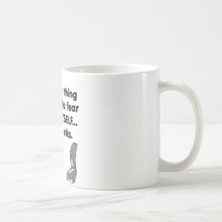 Mug Mouffettes de la crainte elle-même