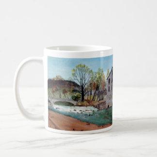 Mug Moulin de Graysville - la peinture du grand-papa