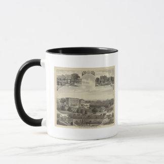 Mug Moulins et résidences au Kansas