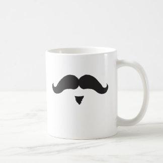 Mug Moustache de réchauffeur de lèvre