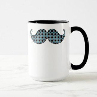 Mug Moustache drôle Stache de moustache de guidon