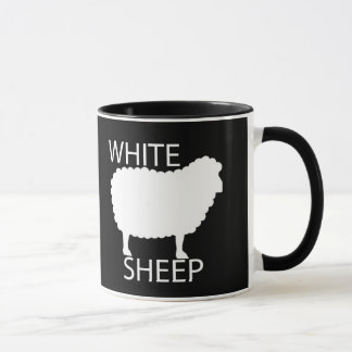 Mug Moutons blancs