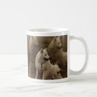 Mug Multi-image de Samoyed, multi-image de Samoyed