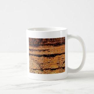 Mug mur posé de gravier