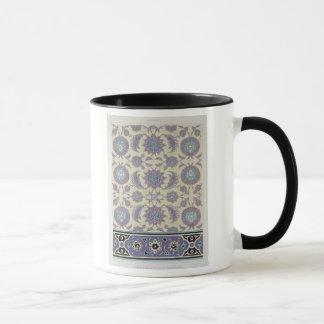 Mug Murez les tuiles du palais d'Ismayl-Bey, de 'AR