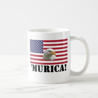 Mug Murica Eagle