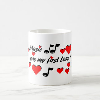 Mug Music que my comble Love
