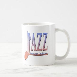 Mug Musique de jazz américaine