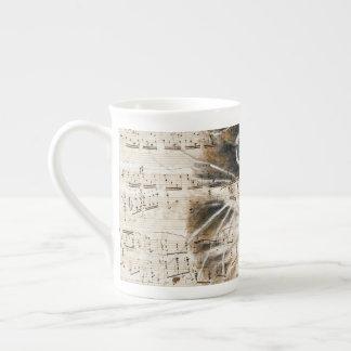 Mug Musique de Kitty de ragondin du Maine