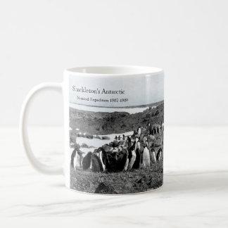 Mug Musique de phonographe de Nimrod de Shackleton