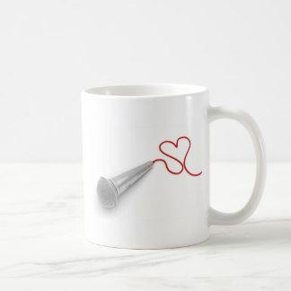 Mug Musique pour l'amour