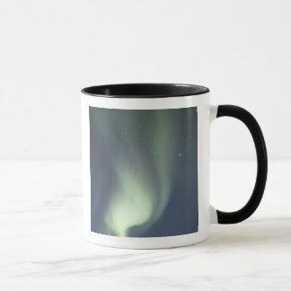 Mug Na, Canada, Manitoba, lumières du nord de